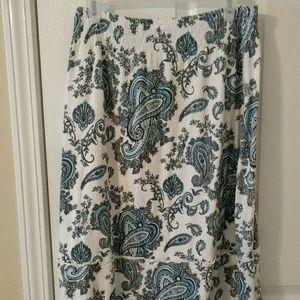Dresses & Skirts - Knit skirt